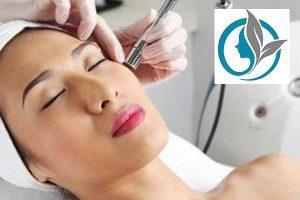 میکرودرم ابریژن چگونه بر روی پوست تأثیر می گذارد